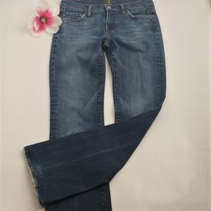 7 for all Mankind Bootcut Jean Size 28